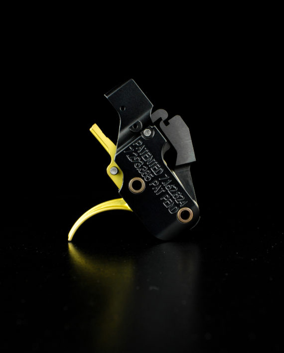 AR Gold Adjustable Drop In Trigger for the AR-15 Platform Rifle